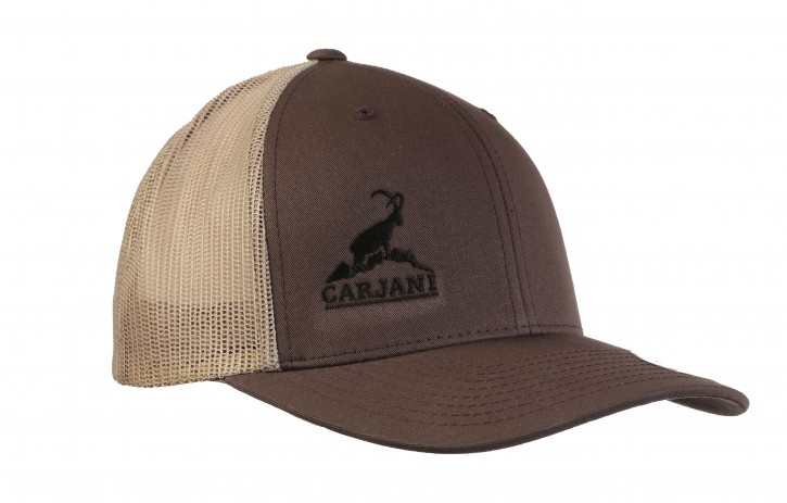 CARJANI F Cap (brown)