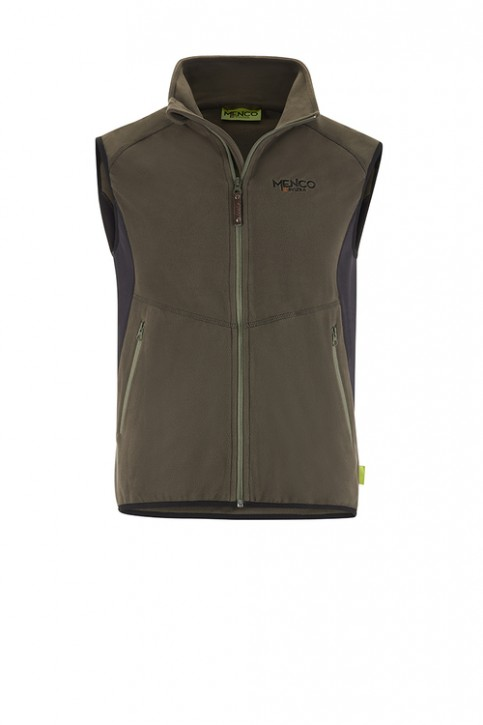 MENCO Andrea Fine Fleece Gilet