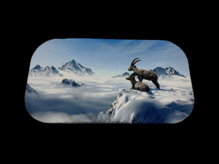 GOGGLE COVER Steinbock