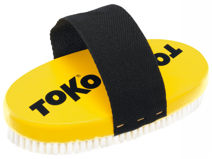 Toko Base Brush Oval Nylon