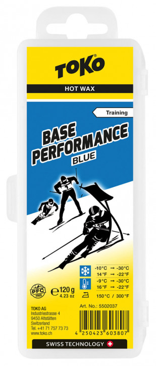 TOKO Base Performance 120g Blue