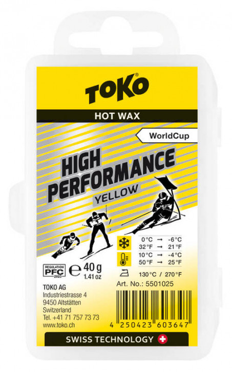 TOKO High Performance 40g